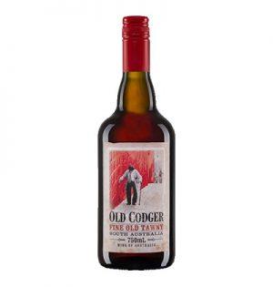 Dutschke Old Codger